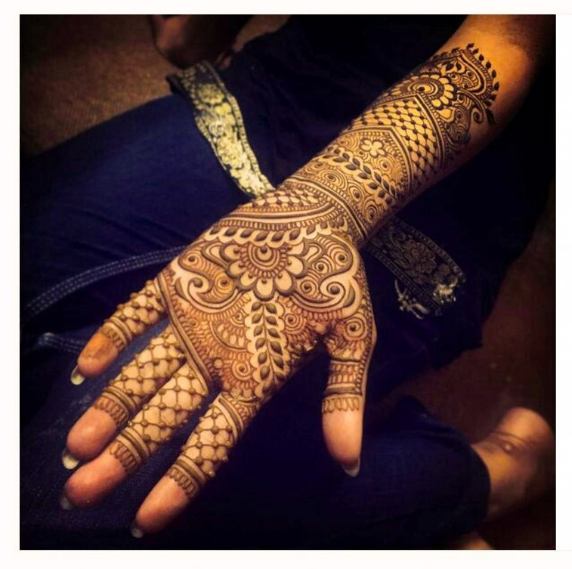 80 Lit Arabic Mehndi Designs - Your Search Ends Here
