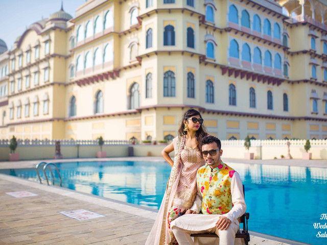 Tips to Ditch the Chaotic City and Embrace Noor Mahal for a Destination Wedding