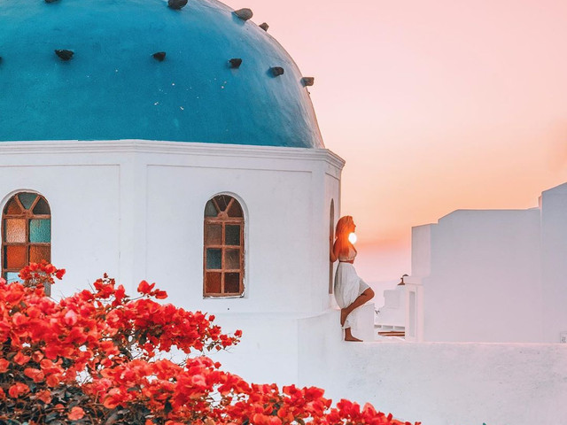 Greece Honeymoon Handbook for All the Newly Weds Out There!