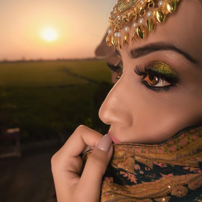 Ruhani Puri Makeup Artist