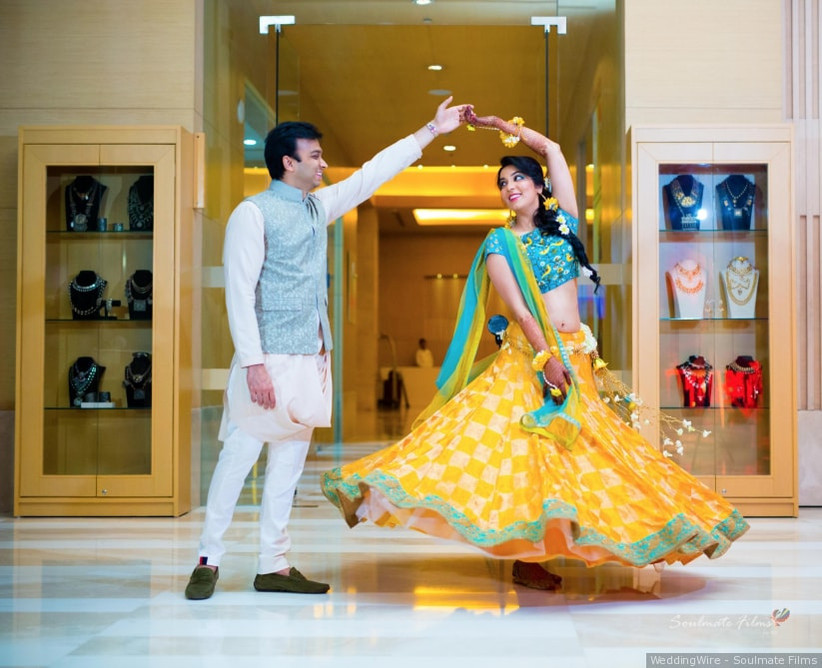 c613cf3b2d 7 Beautiful Chaniya Choli Design for Wedding to Help You Dress the ...