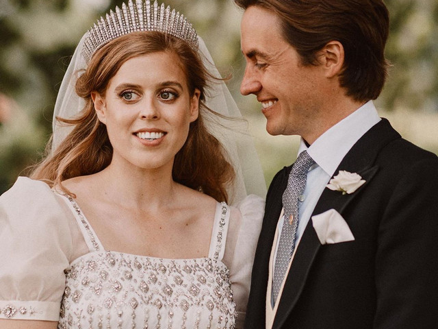 Inside Princess Beatrice's Royal Intimate Wedding