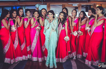 4 Wholesale Saree Market in Mumbai Spots To Visit For Your Wedding Shopping Spree