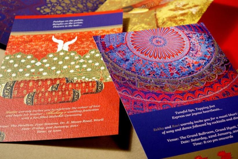 Uttara Shah Bespoke Fine Invitations