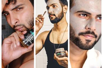 Skincare tips for men for that Christmas Date