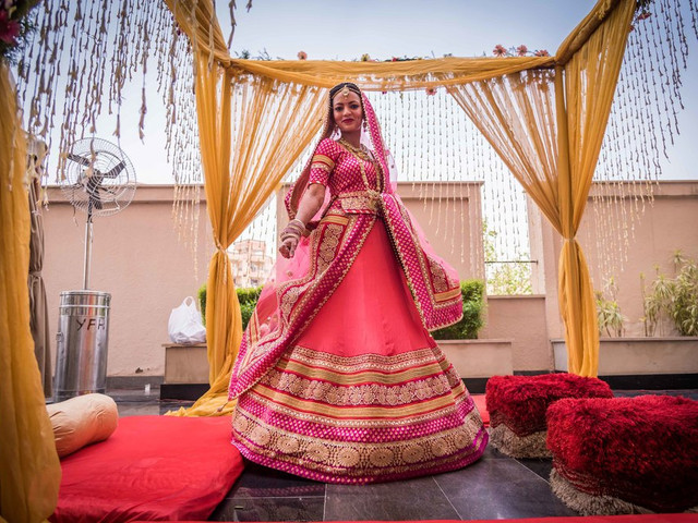Want to Know How to Make Lehenga Fluffy? Here's a Rundown on All You Need to Know