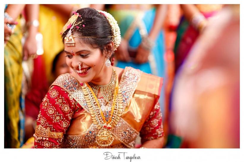12dd6a6c7ae1fe 15 Kanjivaram Saree Blouse Designs Perfect For This Wedding Season