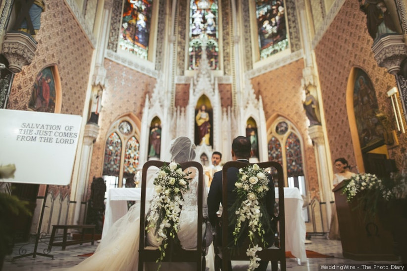 5 Stunning Church Wedding Decoration And Inspirations You Need To See For The Wedding Of Your Dreams