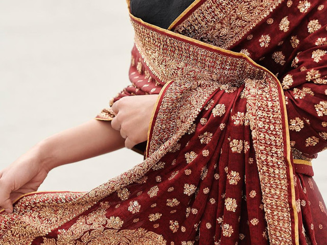 Draping Mum! 8 Ritu Kumar Dresses That Are Perfect For The Mother Of The Bride/Groom