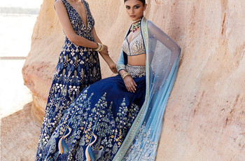 Click Click Click! Buy Lehenga Online from Super Swanky Online Lehenga Stores for Your Gorgeous Trousseau!