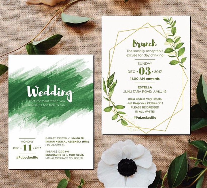 10 wedding invitation quotes that are heartfelt and meaningful