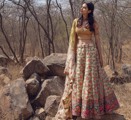 7 Simple Yet Classy Girls Lehenga Designs You Must Check Out
