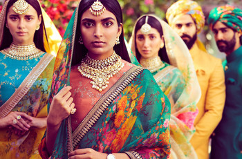 8Latest Bridal Saree Blouse Designs You Should See Before Choosing The One For Yourself