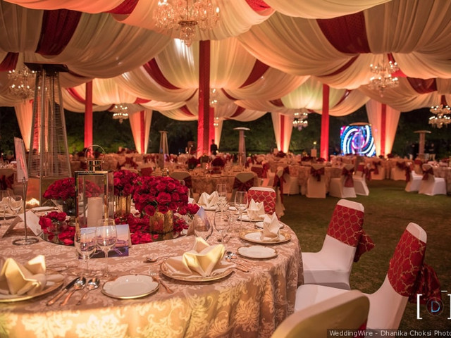 5 Wedding Decoration Ideas for Royal & Luxurious Weddings