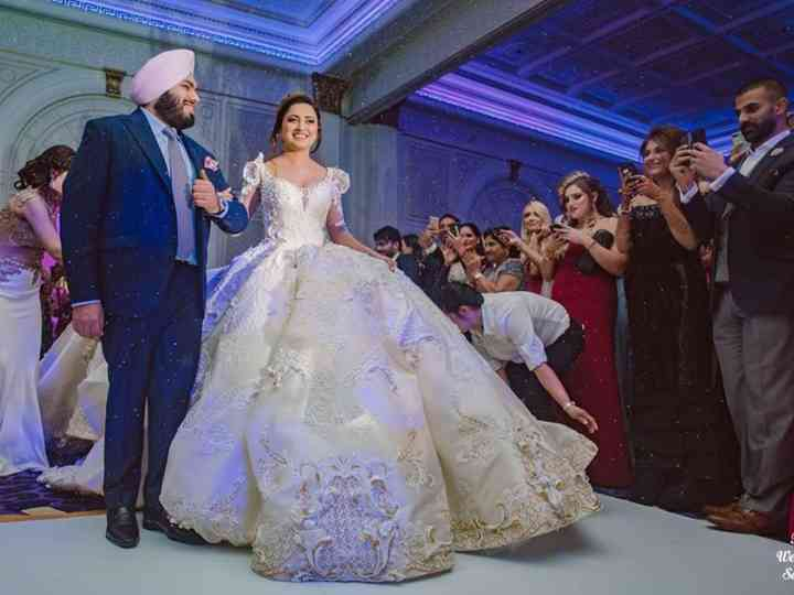 Buy Your Wedding Reception Dress For Bride Quick And Easy