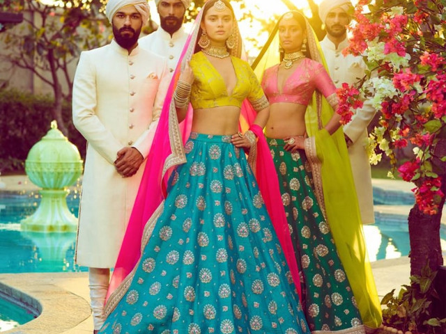 Want Stunning Sabyasachi Lehengas on Rent? Head To These 5 Stores