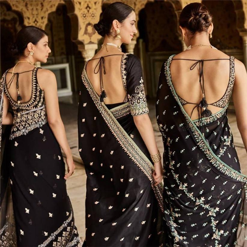 20 Stunning Lehenga Blouse Back Designs Every Bride Must See