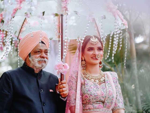 All You Need to Know About Planning an Intimate Monsoon Wedding