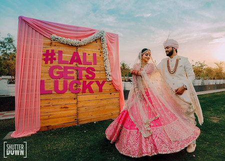 14 Beautiful Indian Dresses Options For The Bride And Groom!