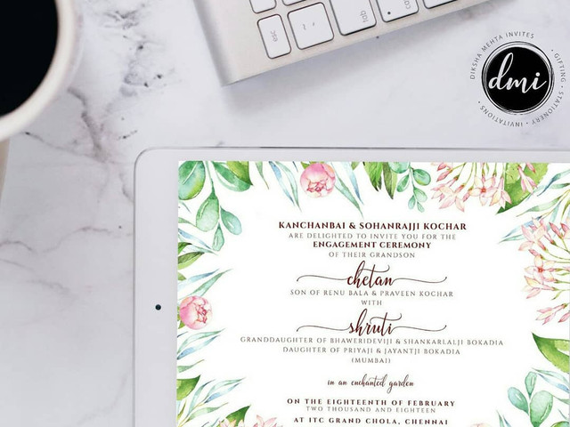 Free Wedding Invitation Templates: 5 Top Websites for Design