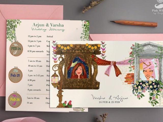 5 Websites That Let You Design Free Wedding Invitation Templates