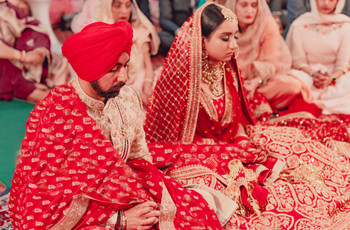 Decoding Anand Karaj: a Silk Route of the Sikh Wedding Ceremonies