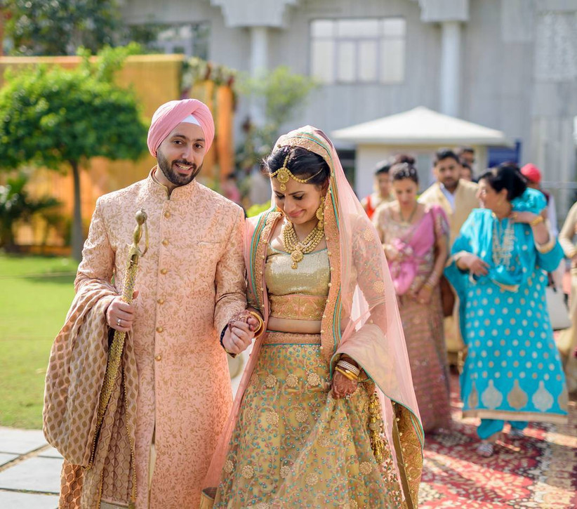 Buy Wedding Sherwani Online For The Groom And His Groomsmen