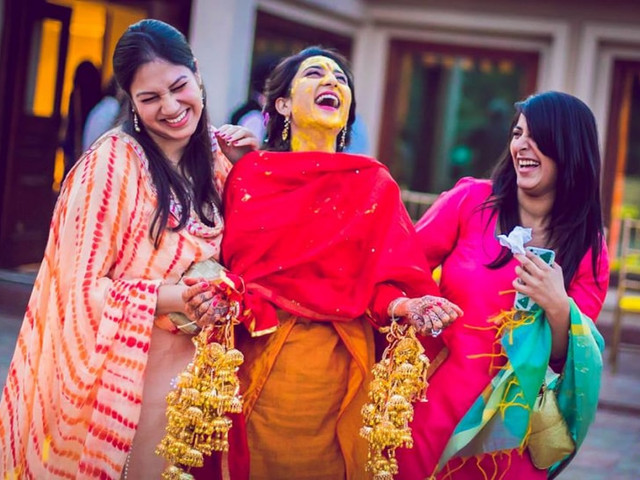 7 Real Wedding Games That Will Break the Rules & Bend the Lines & Make Your D-day Memorable