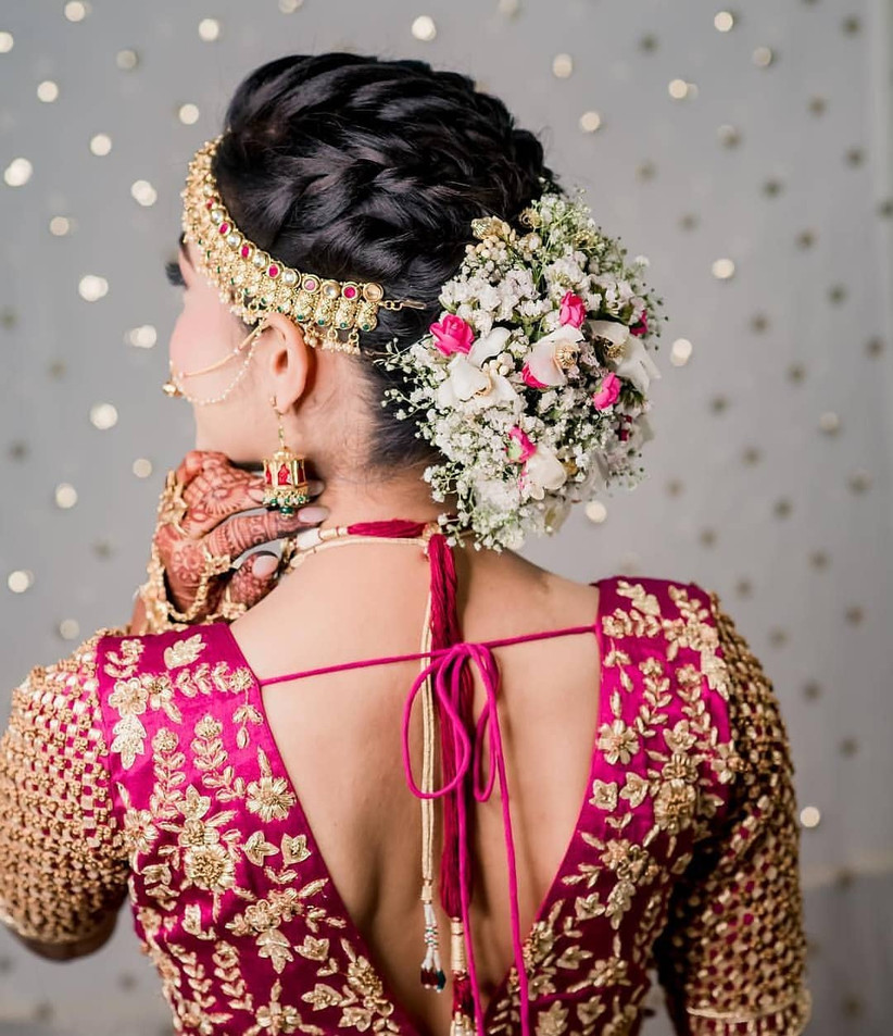 8 Hairstyle On Saree For Engagement Ideas That Can Help You