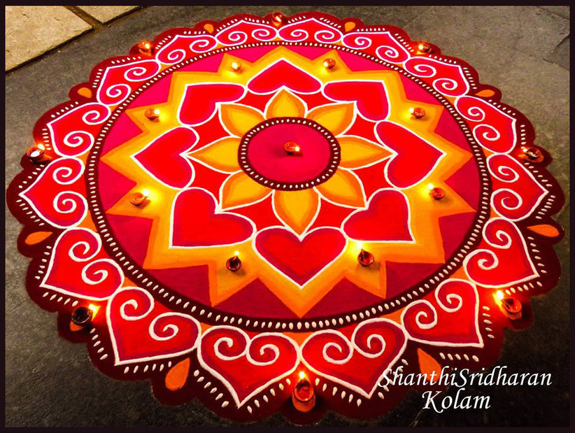 Simple Rangoli Designs For Home With Diy Hacks To Help You
