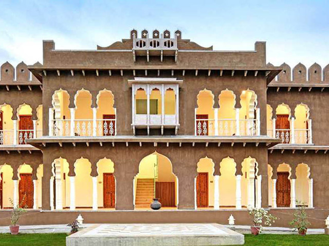 Host Your Destination Wedding at Pushkar Fort Rajasthan for a Unique and Soulful Experience