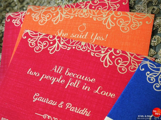 17 Indian Wedding Quotes You Must See Before You Pen down Your Fairytale in the Invitations