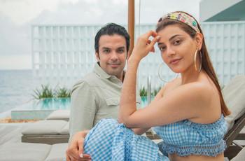 Kajal Aggarwal & Gautham Kichlu Set Honeymoon Goals in the Maldives