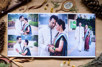 7 Indian Wedding Album Design & Tips You Have to Read as They Are Totally Worth Every Penny