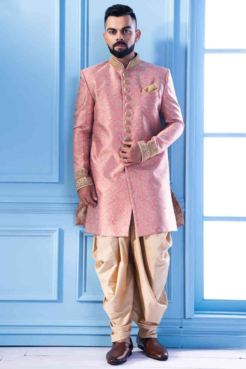 5 Indo Western Dresses For Groom From Manyavar You Ve Got To Wear For Your Wedding Celebration