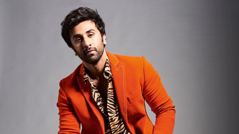 Ranbir Kapoor's stubble cycle  latest beard style for men