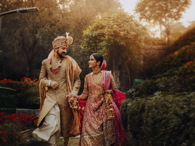 Mansingh Palace Agra: Get Married With A View Of The Taj Mahal In The Background!