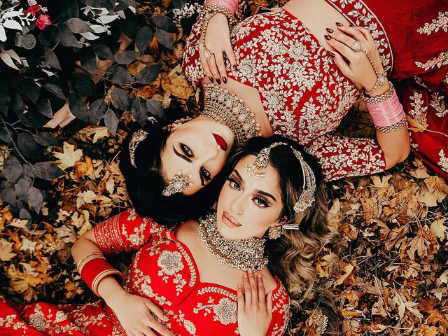 The Perfect Lehenga Makeup Guide For Your D-day Look