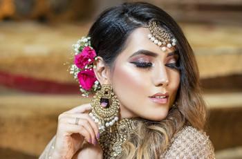 Chandbali Gold Earrings That Are Trending This Bridal Season!