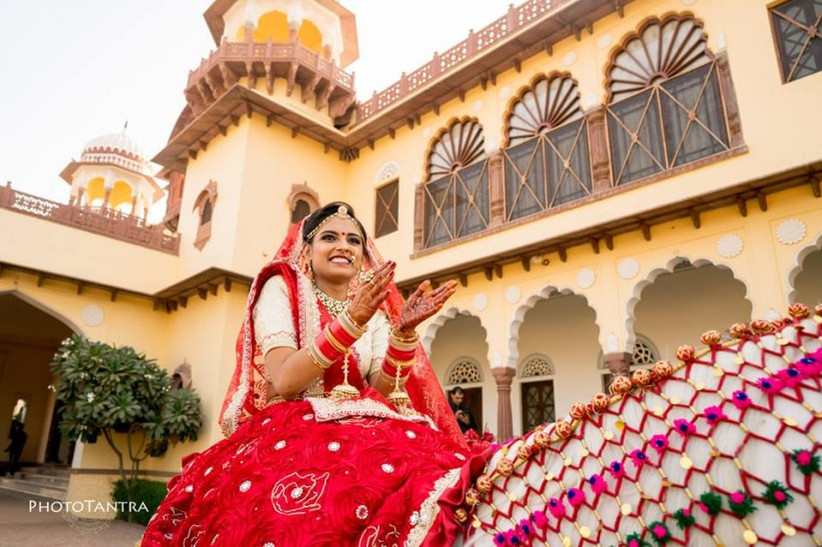 290d57ec3f Impeccable Rajasthani Dresses for Wedding: All That You Need to Know ...