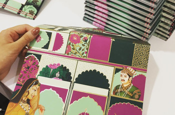 A Guide to Get the Right Muslim Wedding Card Matter Printed