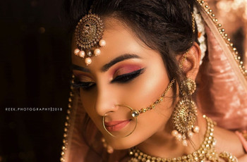 Doing Your Own Wedding Bridal Makeup? Ace The Look With These Tips