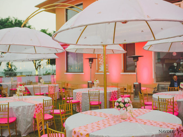 Zesty Umbrella Decoration Ideas to Amp Up Your D-day Decor