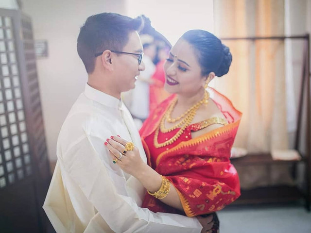 North-eastern Wedding Celebrations From the 7 Sister States