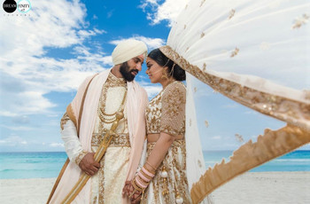 White Bridal Lehenga Images And Styling Tips For Your D-Day
