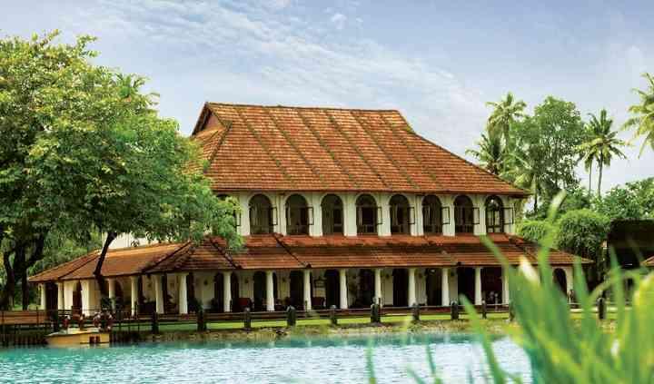 Taj Kumarakom Resort & Spa, Kerala