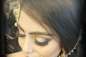 Makeup by Monica Wahi