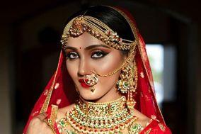 Shruti Yadav Makeup Saga