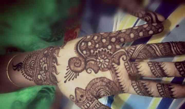 My Creative Mehndi