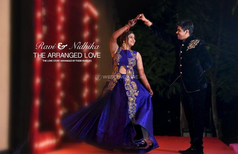 Akshar wedding